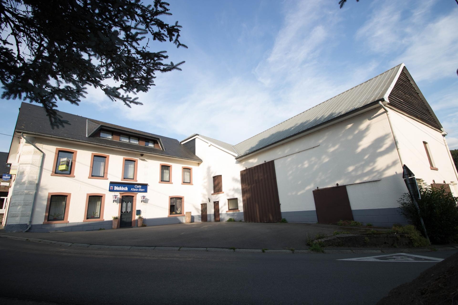Commerce à Burg-Reuland